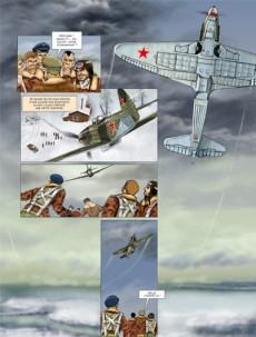 Extrait de Escadrille Normandie Niemen -1- Destination Moscou