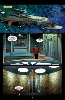 Extrait de Star Trek (Delcourt) -2- Spock - Réflexions