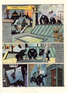 Extrait de Alceister Crowley -1- Les gorilles de l'apocalypse