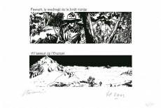 Extrait de Fawcett, le naufragé de la forêt vierge -TT- Fawcett, le naufragé de la forêt vierge + À l'assaut de l'Everest