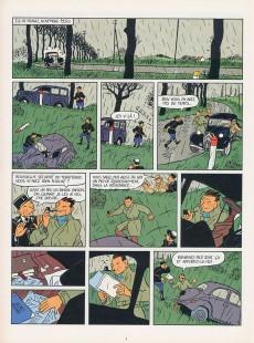 Extrait de Victor Levallois -3- Le manchot de la Butte rouge