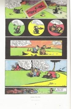 Extrait de Krazy & Ignatz (2002) -INT13- 1943-1944: He Nods in Quiescent Siesta