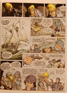 Extrait de Les survivants de l'Atlantique -INT1- Bo'captain