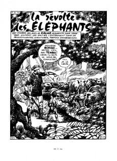 Extrait de Kalar -9- La révolte des éléphants