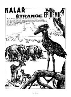 Extrait de Kalar -20- Étrange épidémie