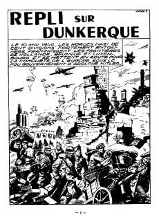 Extrait de Attack (1re série) -1- Repli sur Dunkerque