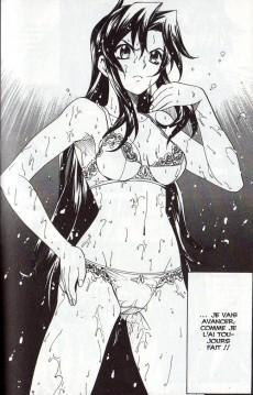 Extrait de Full Metal Panic! Sigma -9- Tome 9