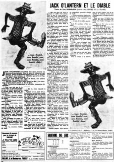 Extrait de Vaillant (le journal le plus captivant) -533- Vaillant