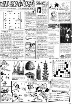 Extrait de Vaillant (le journal le plus captivant) -538- Vaillant