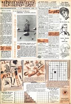 Extrait de Vaillant (le journal le plus captivant) -545- Vaillant
