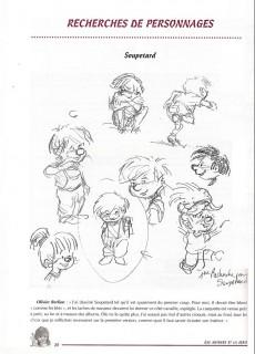 Extrait de Le cadet des Soupetard -HS- Documents d'exploitation pédagogique de 2 albums de la série de BD