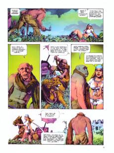 Extrait de Monde mutant - Tome 1