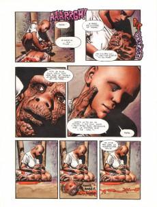 Extrait de Monde mutant -2- Fils du monde mutant