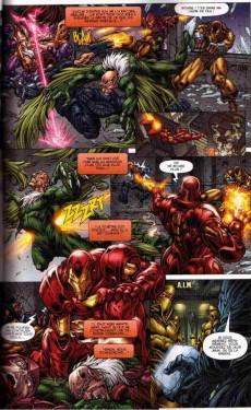 Extrait de Marvel Saga (1re série - 2009) -5- Spécial what if ?
