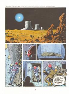 Extrait de Tärhn, prince des étoiles -8- Au-delà des ténèbres : Siann