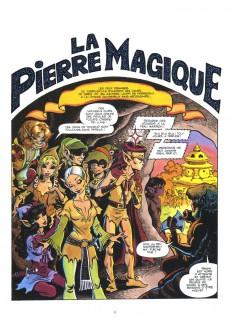Extrait de ElfQuest - La Fantastique quête des elfes -9- La pierre magique