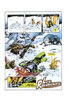 Extrait de ElfQuest - La Fantastique quête des elfes -16- Les revenants