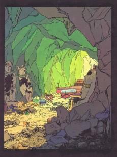 Extrait de Aryanne -2- Les voyageurs de la Mort Longue