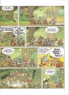 Extrait de Astérix (en langues régionales) -20cors- Astérix in Corsica