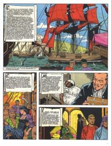 Extrait de Barbe-Rouge -17- Le vaisseau de l'enfer