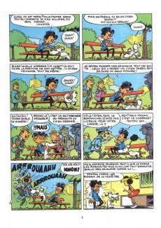 Extrait de Modeste et Pompon (Intégrale Himalaya) -6R6- Pas de panique Pompon !