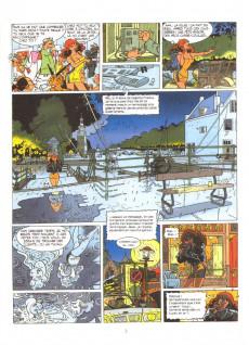 Extrait de Franka (BD Must) -14TT01- Le Vaisseau d'or portugais