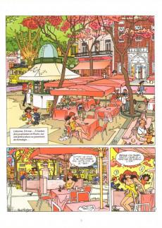 Extrait de Franka (BD Must) -15TT02- Les Yeux du timonier