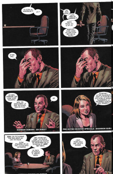 Extrait de Dark Reign -6- Manipulations