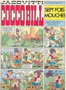 Extrait de Coccobill -1- 7 fois mouche