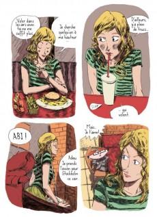 Extrait de Abigail - une aventure d'Edward le héros super