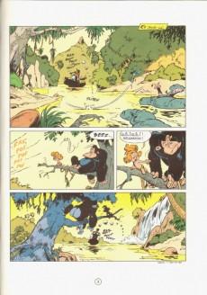 Extrait de Boulouloum et Guiliguili (Les jungles perdues) -1a- Le grand Safari