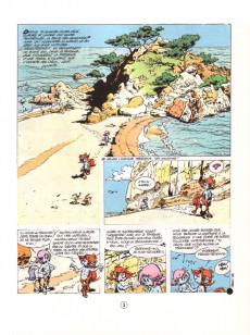 Extrait de Les centaures (Desberg/Seron) -5- Les châtiments d'Hermès
