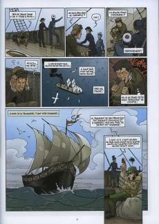 Extrait de Les incontournables de la littérature en BD -2- Le Tour du monde en 80 jours