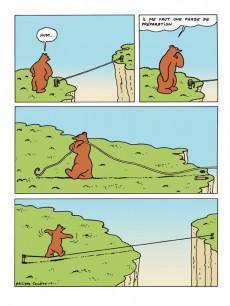Extrait de L'ours Barnabé (Boîte à bulles) -12- Tout est simple
