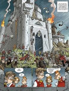 Extrait de Harry Cover -4- Les Monstres du Labyrinthe