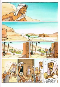 Extrait de Sur les terres d'Horus -8- Imeni ou la résurrection d'Osiris