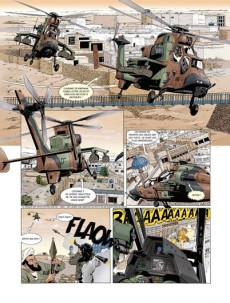 Extrait de Team Rafale -4- Traque en Afghanistan