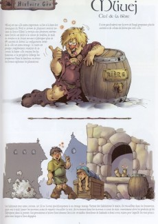 Extrait de Les arcanes de Naheulbeuk -3- La vie d'aventurier