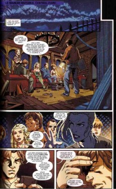 Extrait de Dark Reign Saga -2- Jeunes maîtres