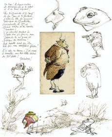 Extrait de (AUT) Mazan - Sketchbook Mazan