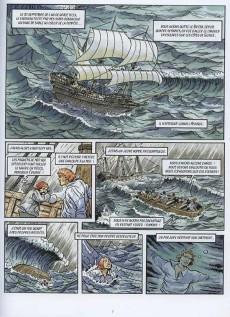 Extrait de Les incontournables de la littérature en BD -3- Robinson Crusoé