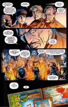 Extrait de DC Trinity -5- La guerre divine