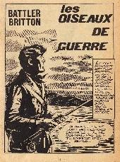 Extrait de Battler Britton -135- Les oiseaux de guerre