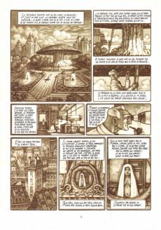 Extrait de Le mur de Pan -2- La guerre de l'Aura