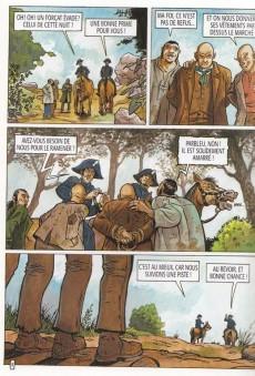 Extrait de Poèmes en bandes dessinées - Les nouvelles de Jules Verne en bandes dessinées