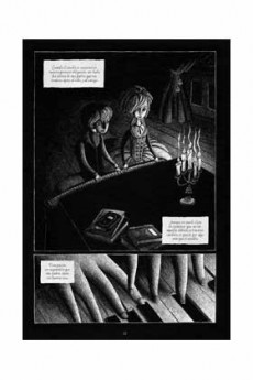 Extrait de Frankenstein (Ribas, en espagnol) - Frankenstein