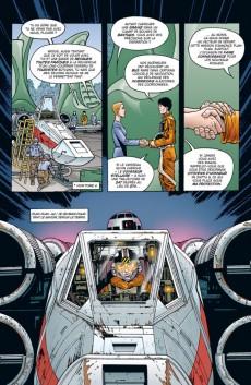 Extrait de Star Wars - X-Wing Rogue Squadron (Delcourt) -7- Requiem pour un pilote