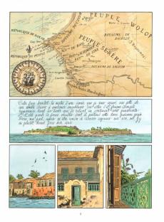Extrait de Les suites Vénitiennes -4- La nuit de Gorée