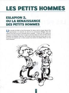 Extrait de Les petits hommes -INT02- Intégrale 1970-1973
