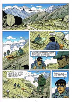 Extrait de Caroline Baldwin -14- Free Tibet